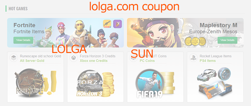 lolga coupon
